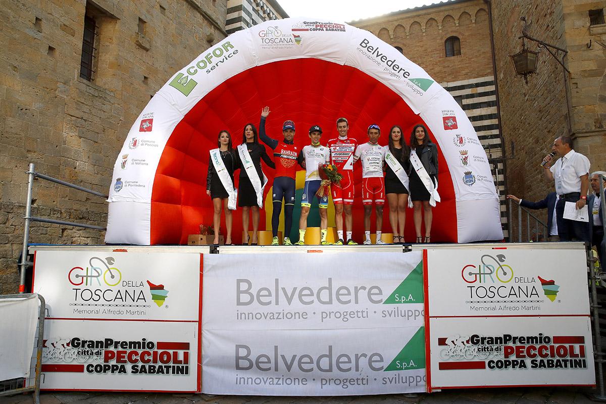Giro della Toscana 2017